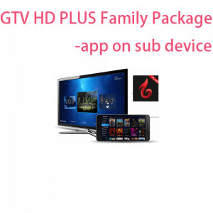 Family Package (gtv hd plus on sub-device)