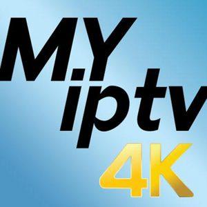 MYIPTV 4K IPTV Subscription